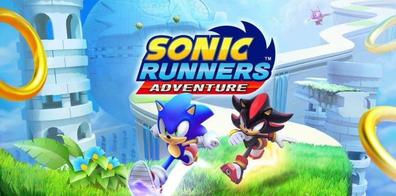 Sonic Runners Adventure celebra su disponibilidad con un tráiler