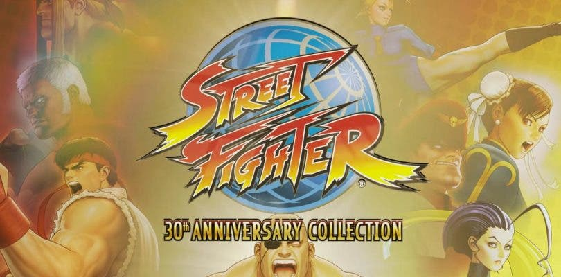 Se anuncia Street Fighter 30th Anniversary Collection