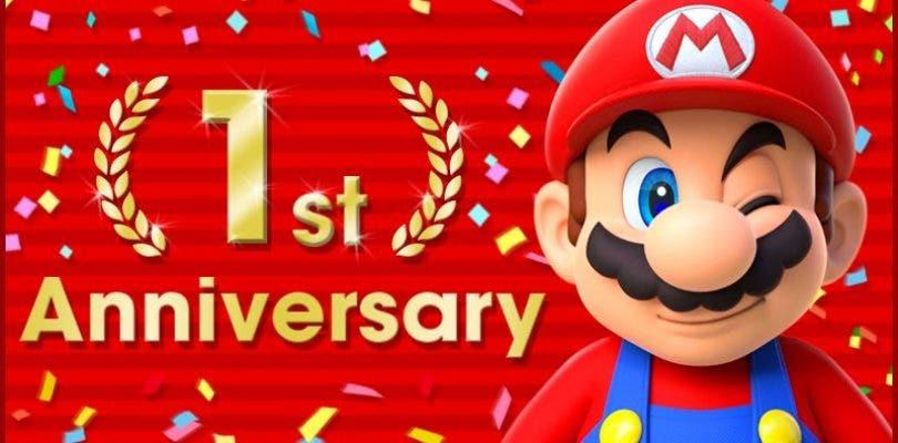 Super Mario Run recibirá un evento para celebrar su aniversario en iOS