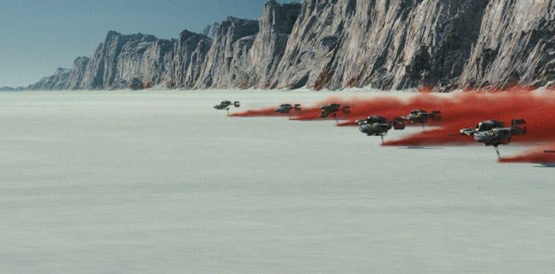 ¿Por qué la Rebelión abandonó Crait antes de Star Wars: Los Últimos Jedi?