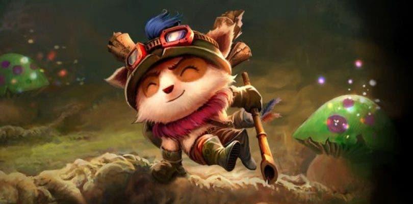 Riot Games estaría trabajando en un juego llamado Teemo's Adventure