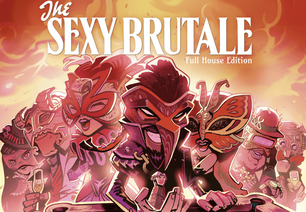 The Sexy Brutale Nintendo Switch