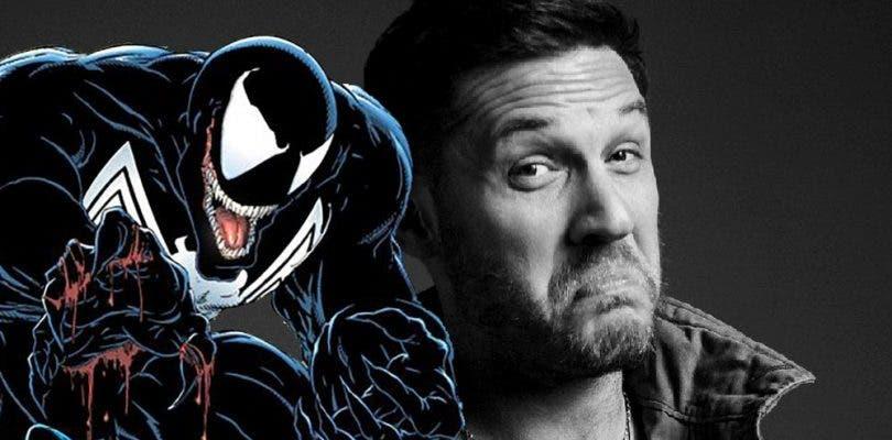 Primer vistazo al posible diseño del Venom de Tom Hardy