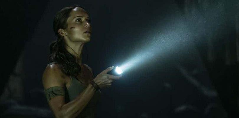 Nuevas e interesantes imágenes de Alicia Vikander en Tomb Raider