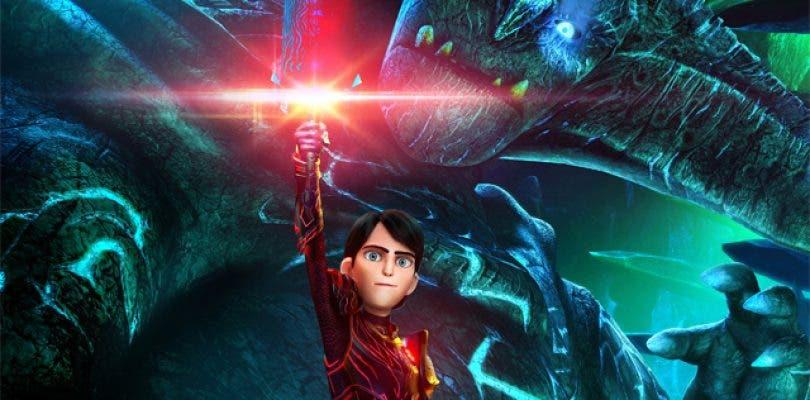 Trollhunters, la serie de Guillermo del Toro, estrena el tráiler de su última temporada