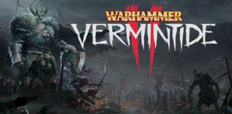 Confirmada la llegada de Warhammer: Vermintide II a Xbox One y PS4