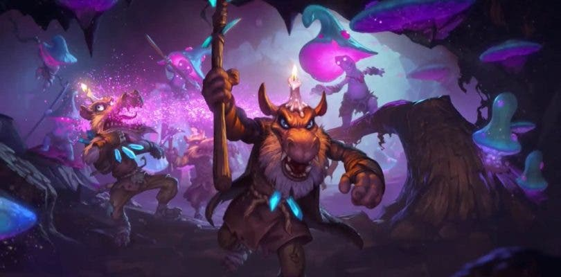 Blizzard ha liberado múltiples balances en diversas cartas de Hearthstone