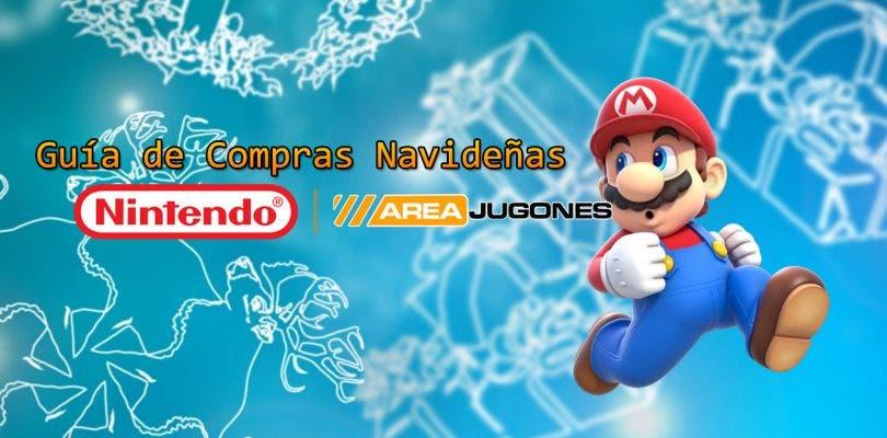 Guía de Compras Navideñas para Nintendo