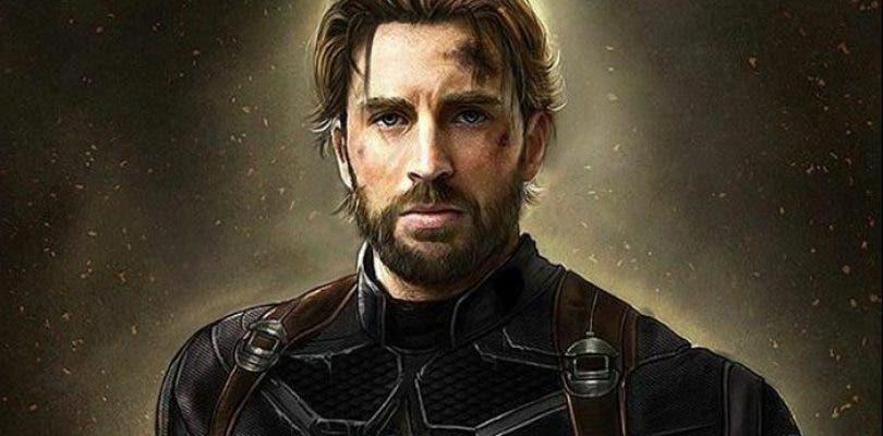 Así será el nuevo traje de Capitán América en Vengadores: Infinity War