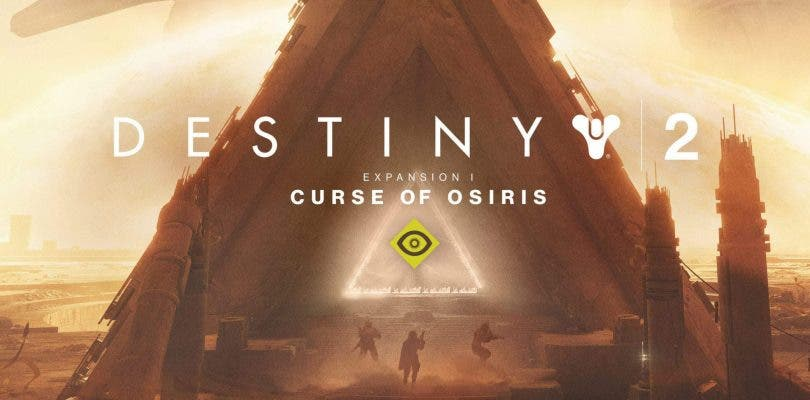 Destiny 2 muestra un nuevo tráiler de la expansión Curse of Osiris