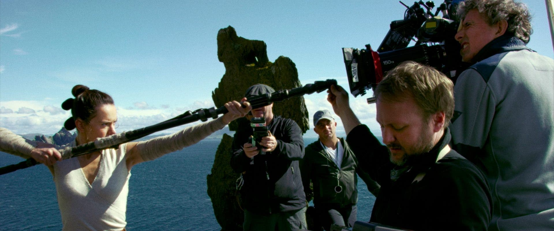 Rian Johnson quiere más diversidad de directores en la saga Star Wars