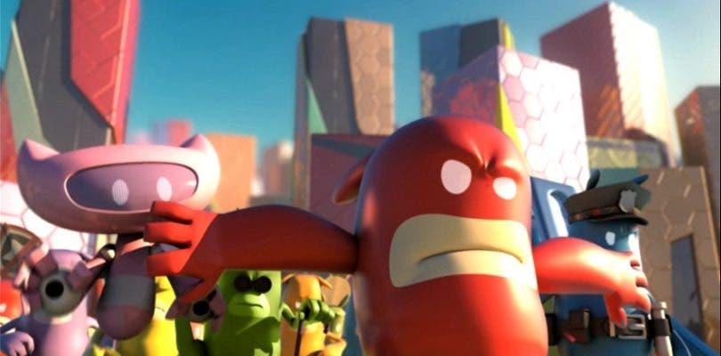 de Blob 2 aparece listado en PlayStation 4 y Xbox One