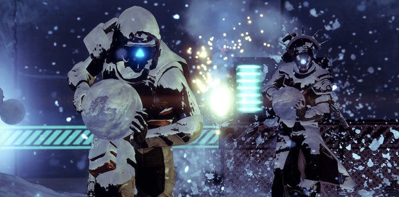 Ya disponible la Aurora, evento invernal de Destiny 2