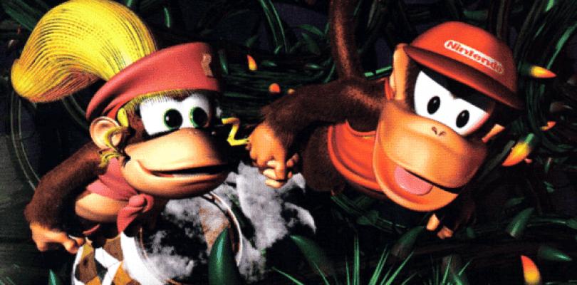 Así luciría Donkey Kong Country 2 en alta definición