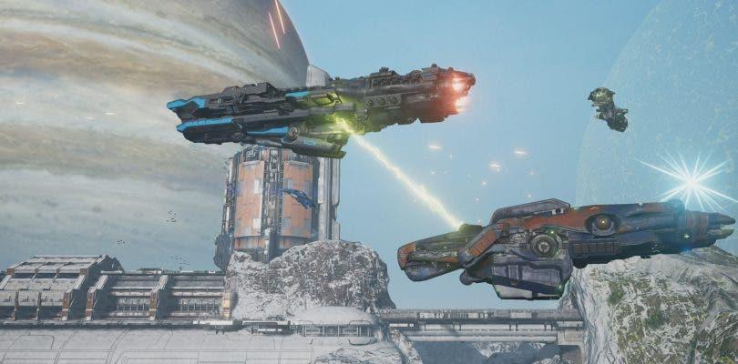 Dreadnought ya disponible para PlayStation 4