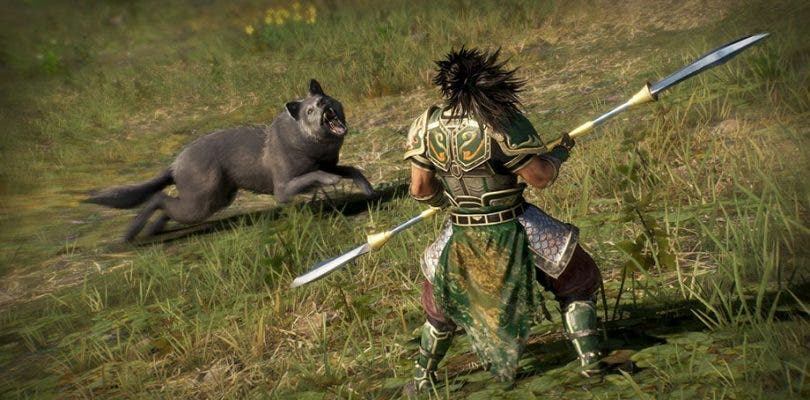 Koei Tecmo enseña otros cinco oficiales de Dynasty Warriors 9 en acción