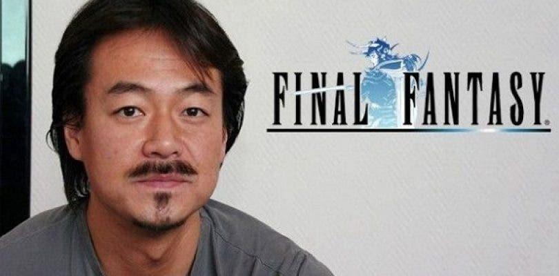 final fantasy sakaguchi