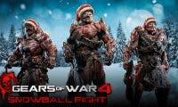 Llega la Navidad a Gears of War 4 con la nueva actualización