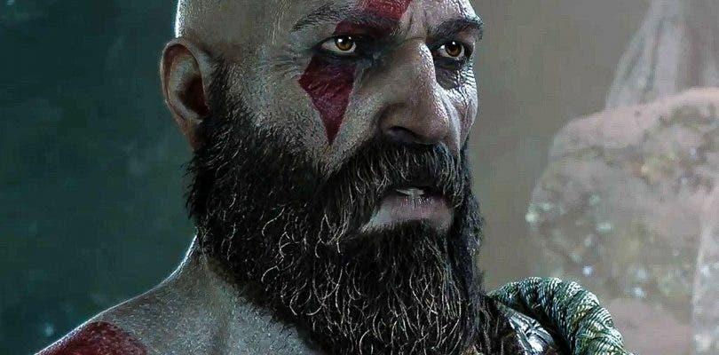Kratos pudo haberse conectado con el cristianismo en God of War