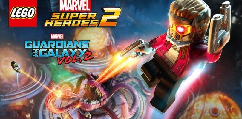 Guardianes de la Galaxia Vol.2 llega a LEGO Marvel Super Heroes 2