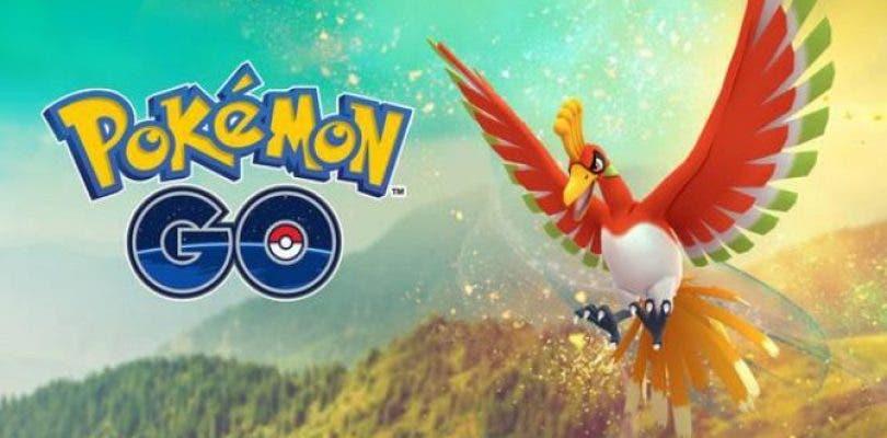 Ho-Oh podría prolongar su estancia en Pokémon GO
