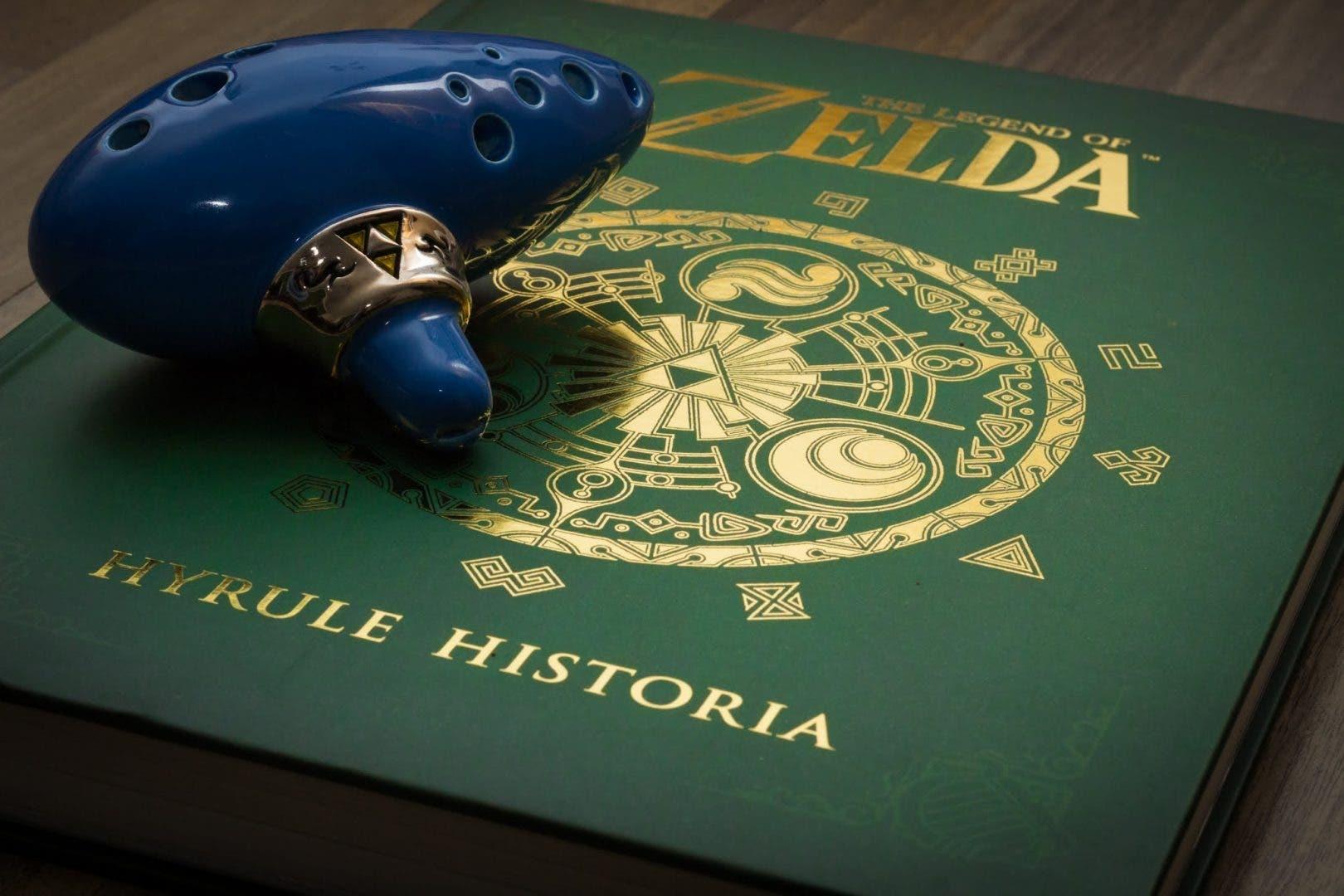 Imagen de Un fan de la saga The Legend of Zelda termina todas sus entregas en 484 horas