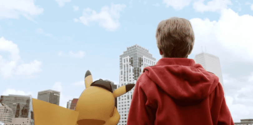 Comienza oficialmente el rodaje de Detective Pikachu