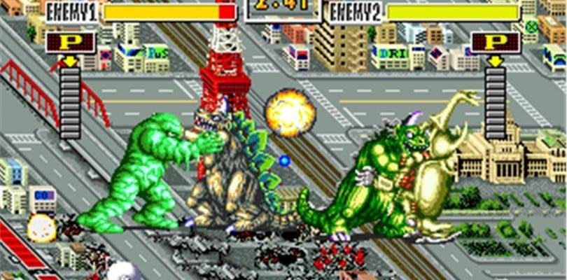 King of the Monsters será el próximo juego de NeoGeo en llegar a Switch