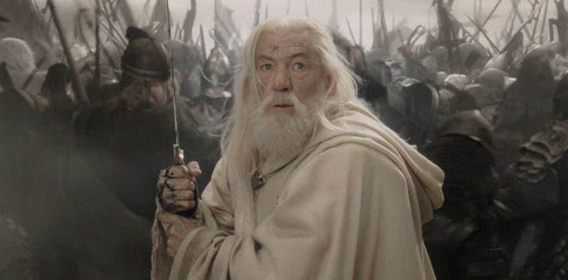 Ian McKellen quiere volver a ser Gandalf en la serie de El Señor de los Anillos