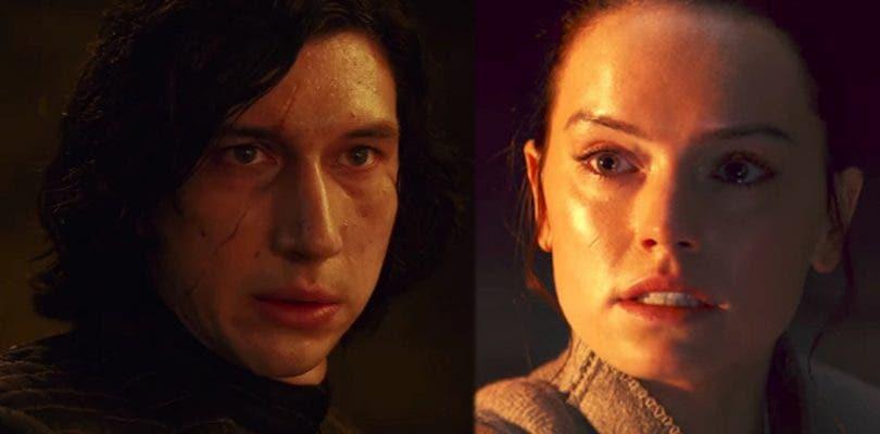 Kylo le cuenta la verdad a Rey en Star Wars: Los Últimos Jedi