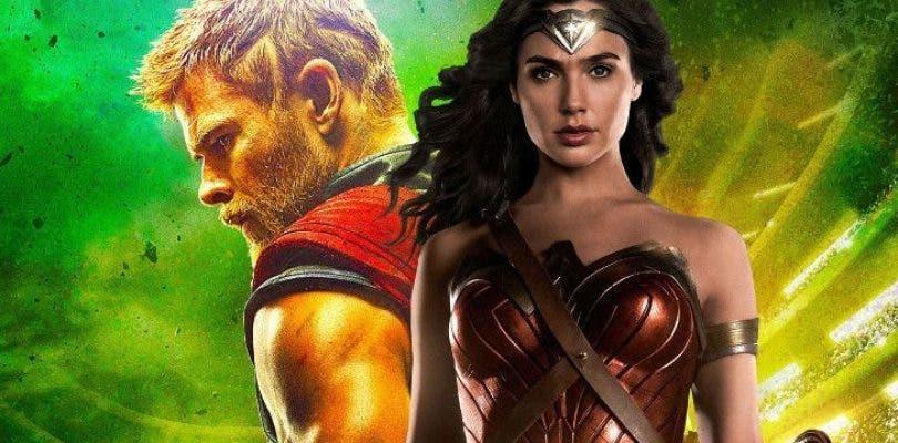 Thor: Ragnarok supera a Wonder Woman en la taquilla internacional