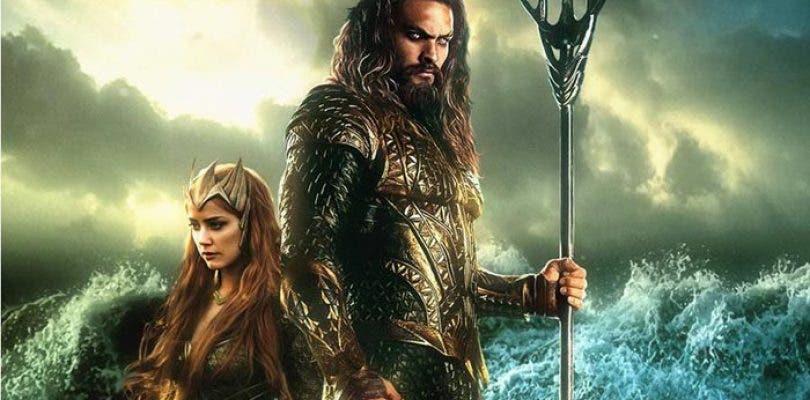 James Wan aclara quién será el antagonista principal de Aquaman