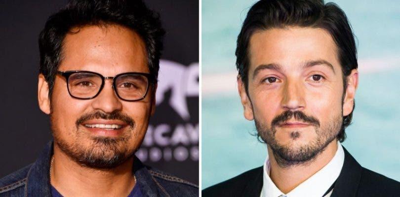 Diego Luna y Michael Peña serán los protagonistas de la cuarta temporada de Narcos