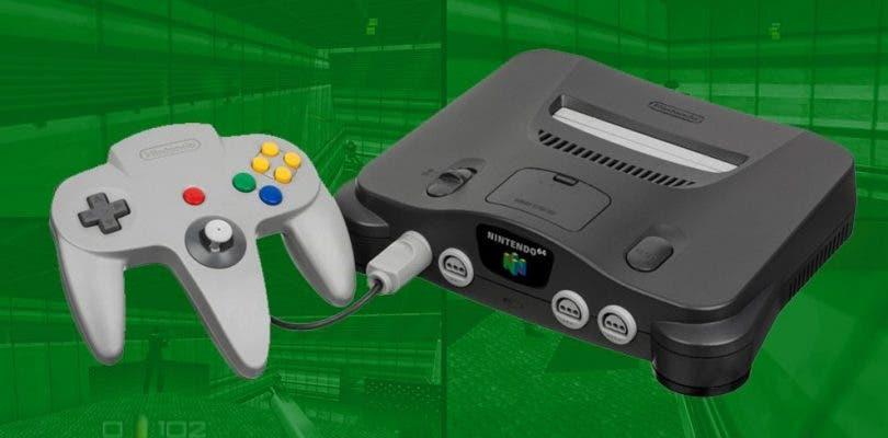Así luce una Nintendo 64 en versión portátil gracias a un prototipo
