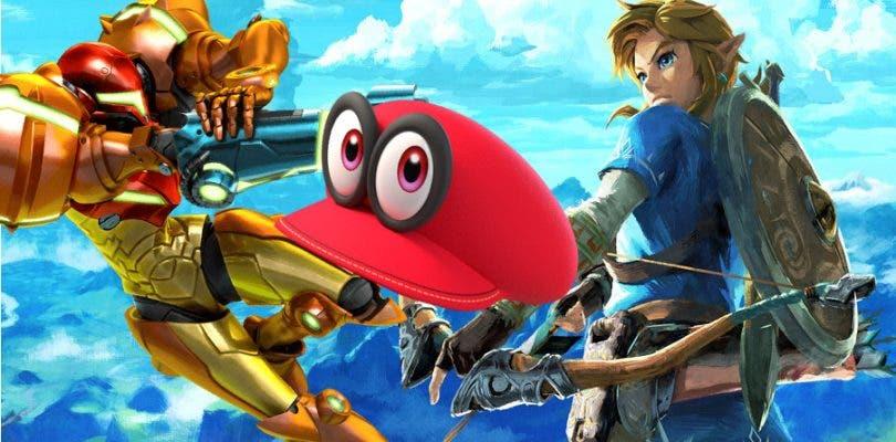 Los Mejores Juegos De 2017 Para Nintendo Switch Y Nintendo 3ds