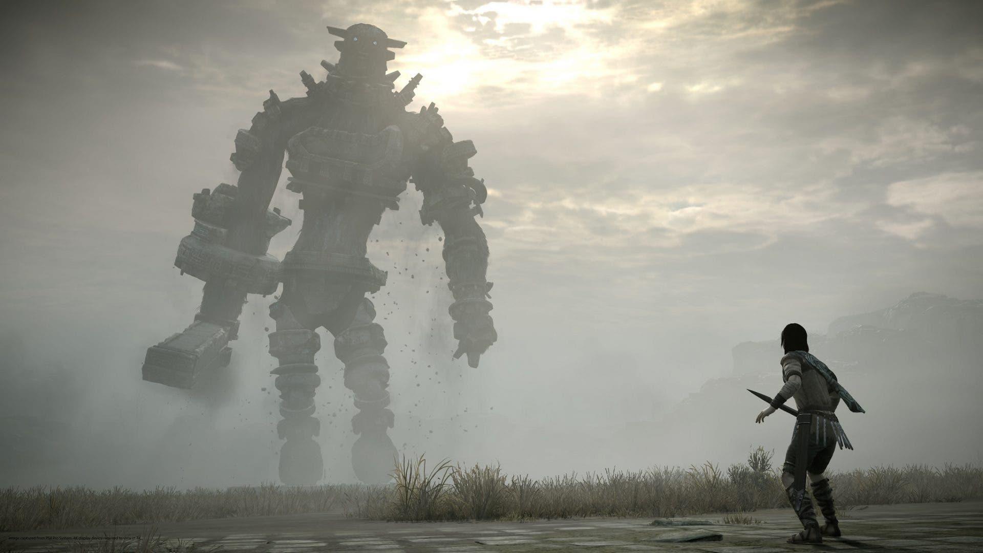 Imagen de Análisis Shadow of the Colossus