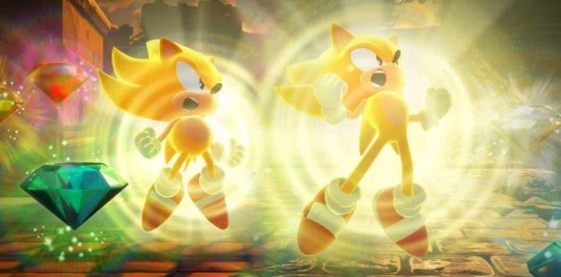 Super Sonic gratis temporalmente en Sonic Forces