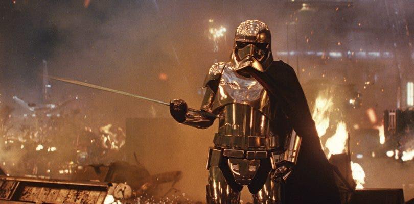 Johnson habla sobre el futuro de Phasma tras Star Wars: Los Últimos Jedi