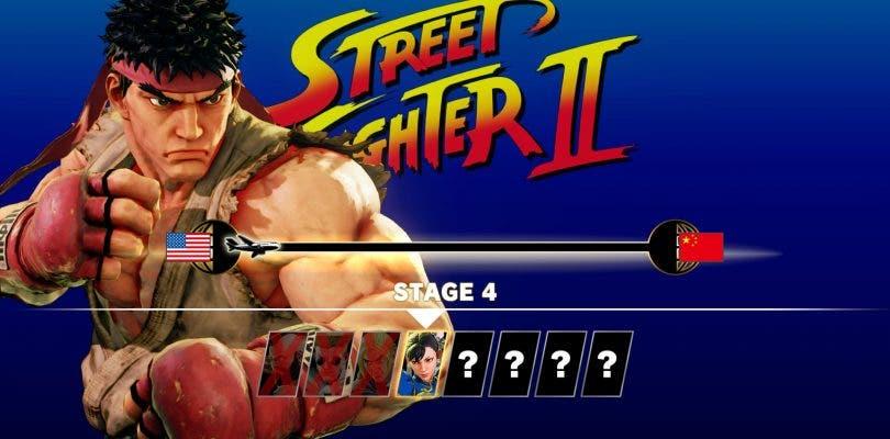 Street Fighter V: Arcade Edition incluirá más contenido del esperado