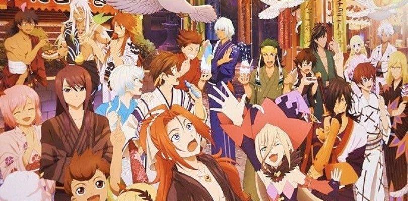 Bandai Namco celebra el 22º aniversario de Tales of con un especial