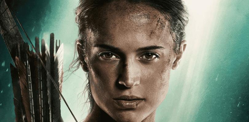 Lara Croft protagoniza el nuevo póster de la película de Tomb Raider