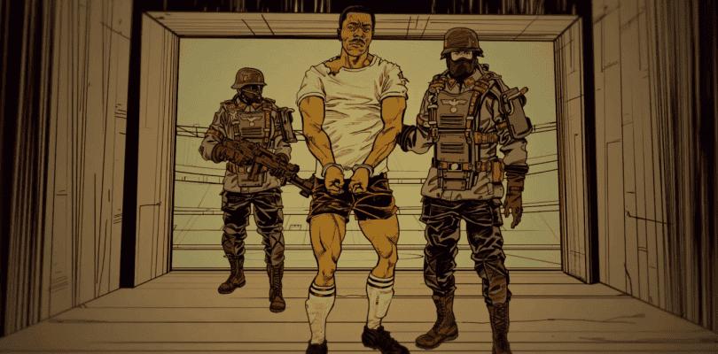 Ya disponible las Aventuras de Joe el Pistolero, nuevo DLC de Wolfenstein II