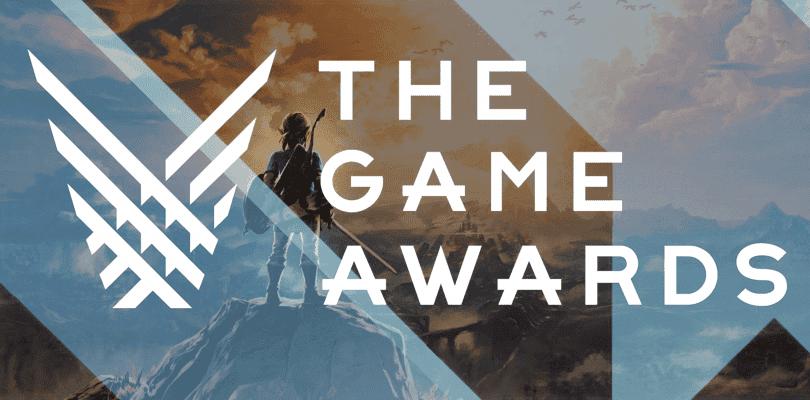 The Legend of Zelda: Breath of the Wild mejor juego del año en The Game Awards 2017