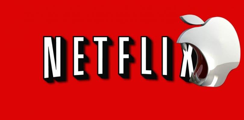 Hay una alta probabilidad de que Apple compre Netflix