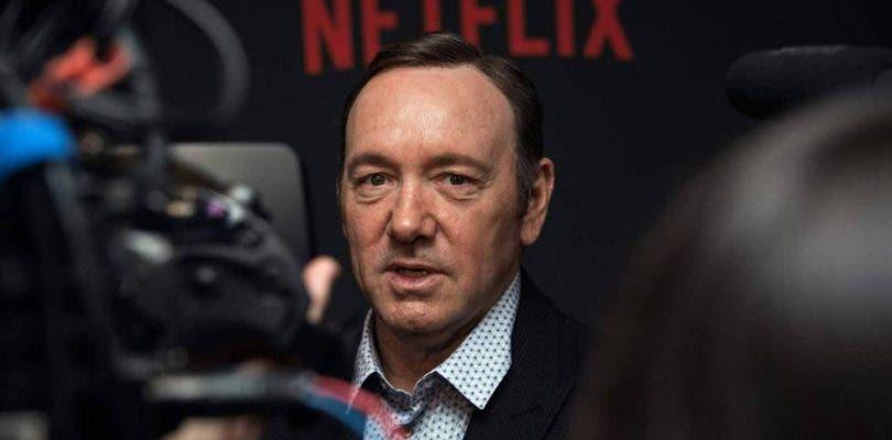Los escándalos de Kevin Spacey le han costado a Netflix 39 millones de dólares