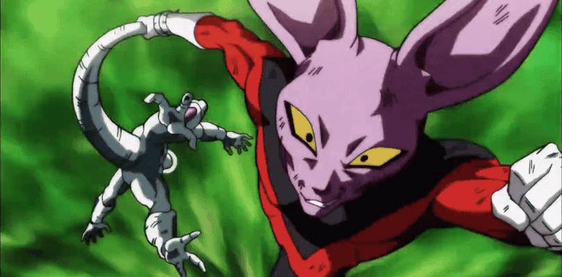 Dyspo desvelará su técnica secreta en el episodio 124 de Dragon Ball Super