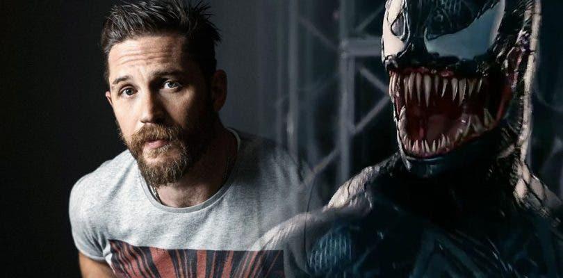 Sony revela la primera imagen de Tom Hardy como Venom