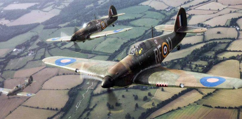 303 Squadron: Battle of Britain llega a Kickstarter