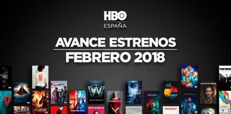 Estas son todas las novedades que llegan a HBO España en febrero
