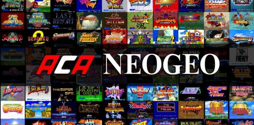 La serie ACA NeoGeo sobrepasa el millón de copias vendidas